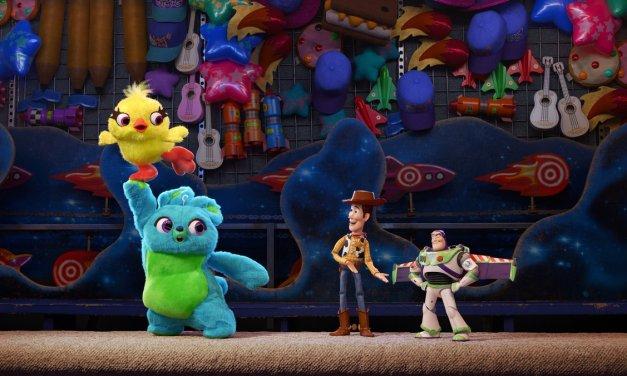 Toy Story 4: Amigos para siempre
