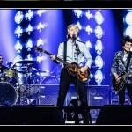 ¡Dos Beatles y un Stone en el mismo escenario!