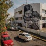 Los muros de la CDMX hablan… de 'Roma'