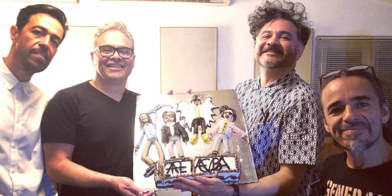 """Café Tacvba celebra """"30 añitos"""" con 'streaming'"""