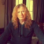Dave Mustaine padece cáncer