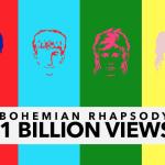 Bohemian Rhapsody hace historia ¡en Youtube!