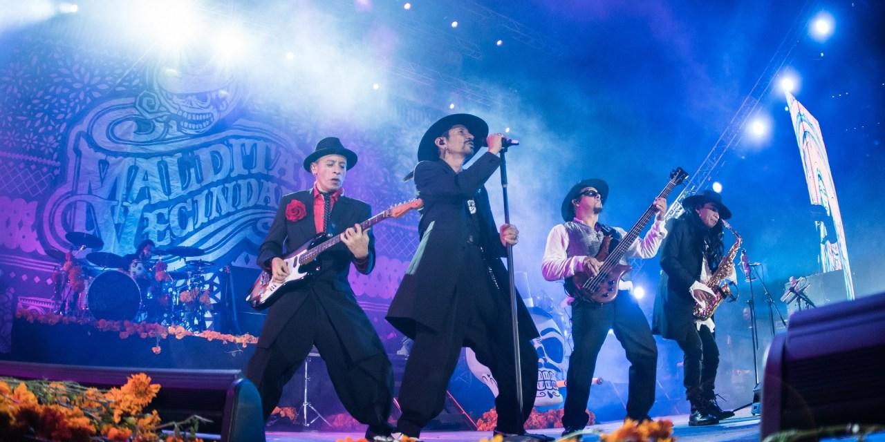 Maldita Vecindad: ofrenda musical en #DíaDeMuertos