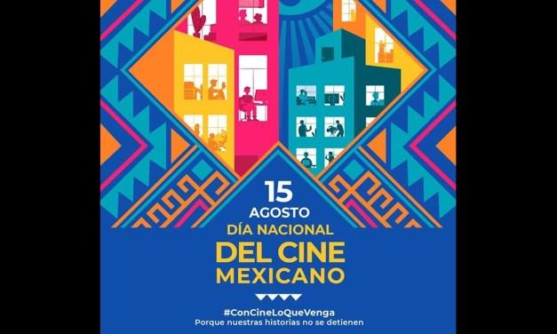 Celebran el Día Nacional del Cine Mexicano