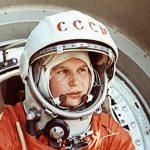"""""""¡Soy Chaika!"""", la primera mujer en el espacio"""