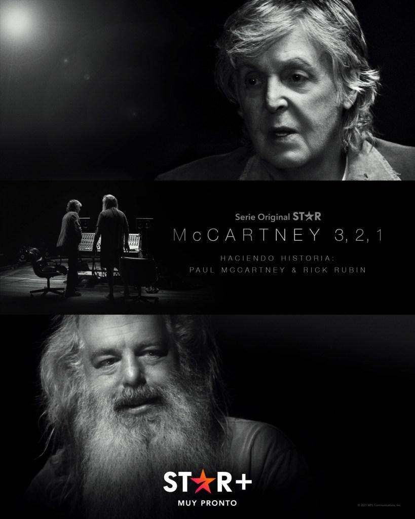 McCartney 3, 2, 1