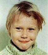 Mika Hakkinen kindertijd foto een via pinterest.com