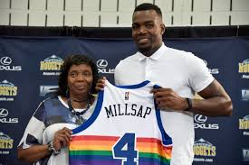 Paul Millsap - the cool basketball player  with American roots in 2020
