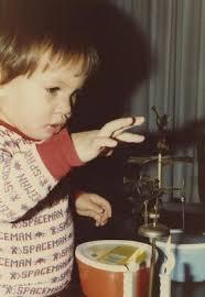 Jason Momoa childhood photo one at pinterest.com