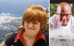 Heston Blumenthal childhood photo one at telegraph.co.uk
