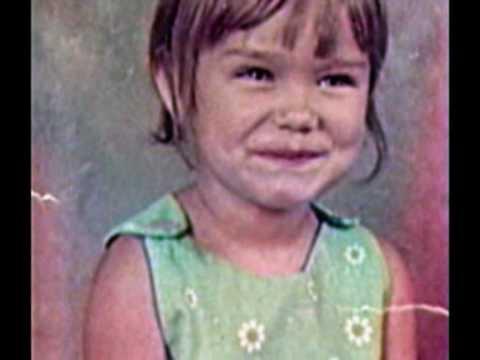 Kristin Chenoweth childhood photo one at youtube.com