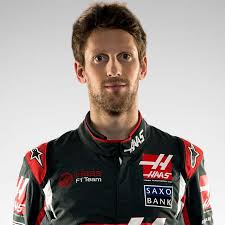 Romain Grosjean younger photo one at articlebio.com