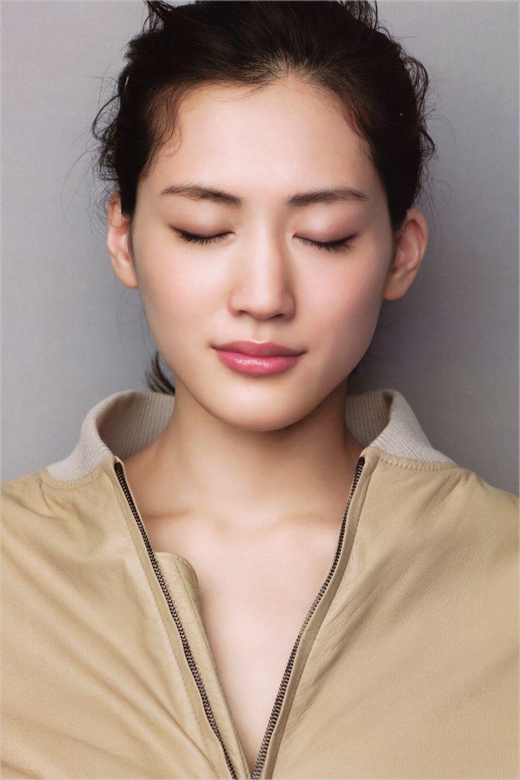 Haruka Ayase , foto mais antiga um em pinterest.com