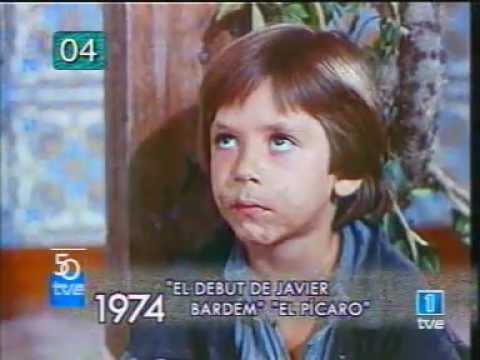 Javier Bardem primo film: El pícaro