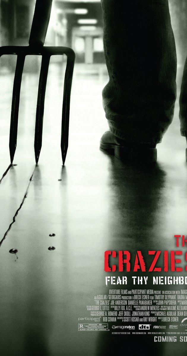 Pierce Gagnon first movie: The Crazies