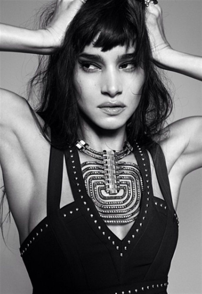Sofia Boutella younger photo one at pinterest.com