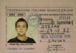 Stephan El Sharaawy childhood photo one at forum.acmilan-online.com