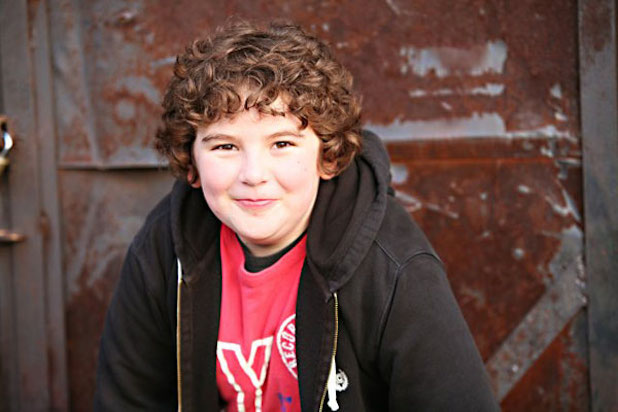 Blake Cooper childhood photo two at thewrap.com