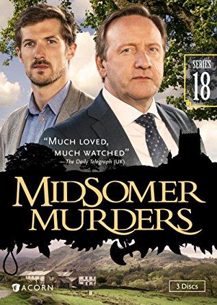 Josie Taylor primo film:  Midsomer Murders