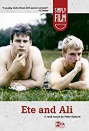 Jörg Schüttauf primo film:  Ete und Ali