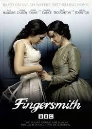 Michelle Dockery first movie:  Fingersmith