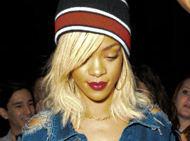 Rihanna Gets Naked To Help With Body Insecurities