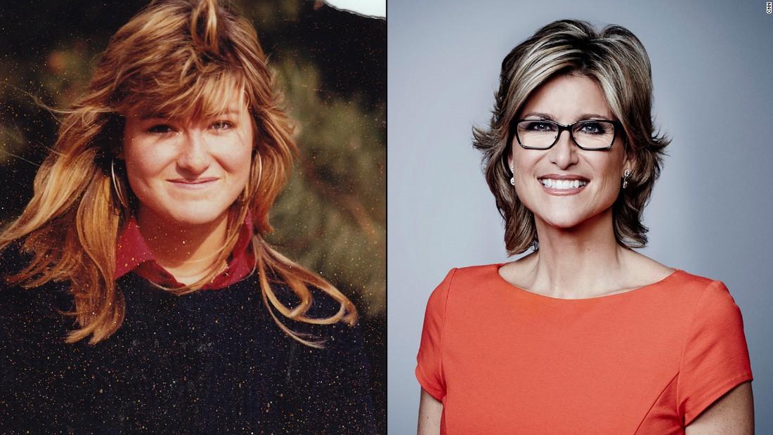 Ashleigh Banfield , foto mais antiga um em CNN.com