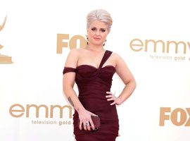 Kelly Osbourne Takes Shots At Christina Aguilera's Weight Again!