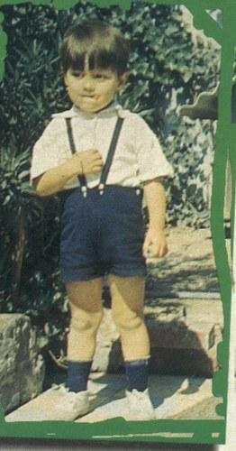 Fernando Colunga kindertijd foto een via ravepad.com