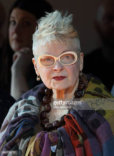 Vivienne Westwood younger photo two at gettyimages.com