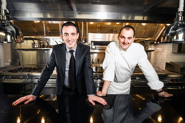 Daniel Humm younger photo one at pinterest.com