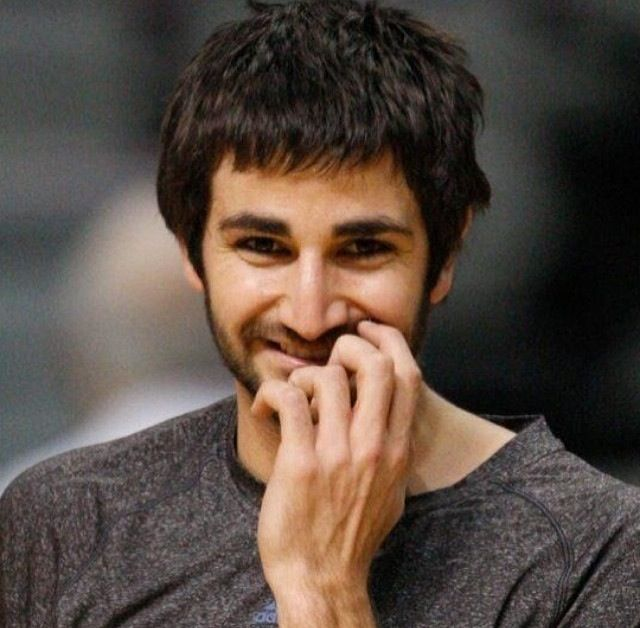 Ricky Rubio younger photo two at pinterest.com