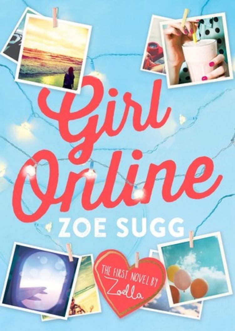 Zoella's novel, Girl Online