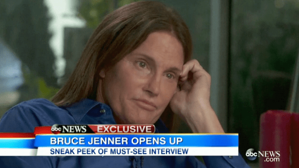 Bruce Jenner interview