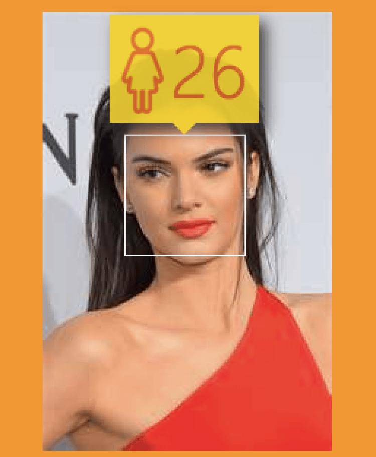 (How-Old.net) Kardashians: Kendall Jenner