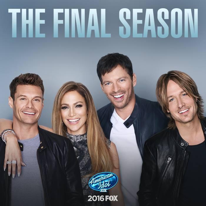 American Idol to end after 15 seasons (Fox)
