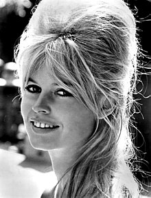 Brigitte Bardot - the sexy actress, artist,   with French roots in 2020