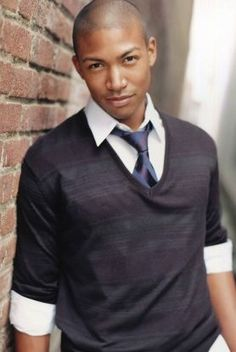 Charles Michael Davis younger photo one at Pinterest.com