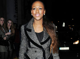 Alexandra Burke Dating Marcus Anthony
