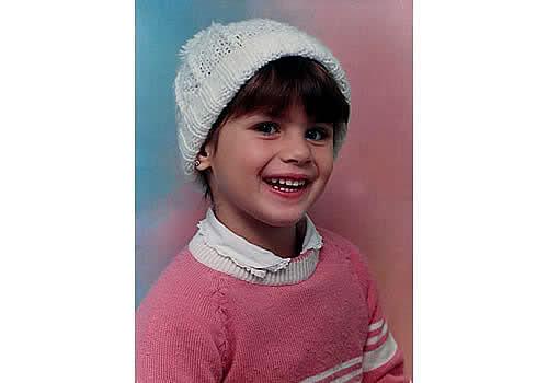 Isabeli Fontana childhood photo one at forums.thefashionspot.com