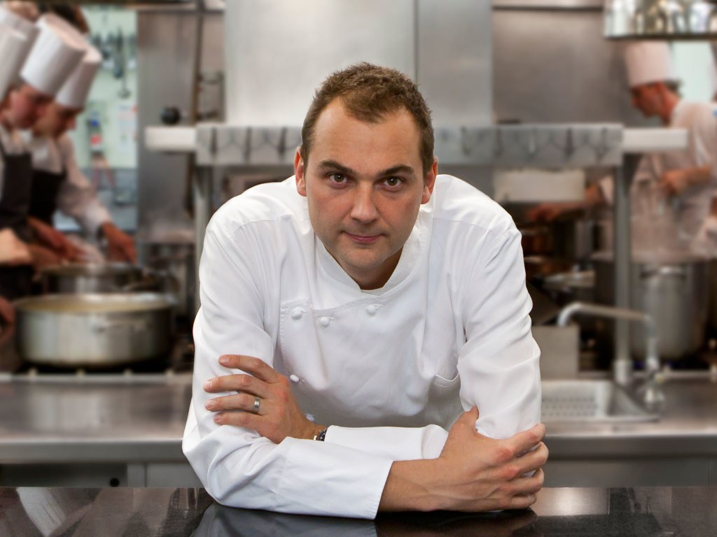 Daniel Humm - the cool, charming,  chef  with Swiss roots in 2020