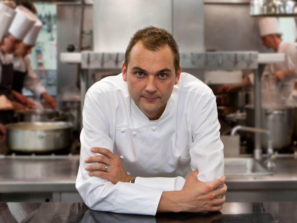 Daniel Humm - de coole en charmante kok met Zwitserse roots in 2019