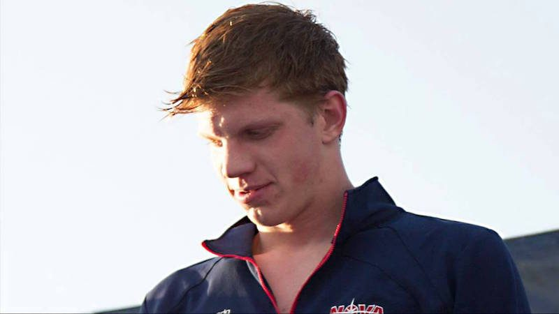 Townley Haas - the friendly, desirable,  swimmer  with American roots in 2018