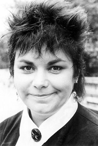 Dawn French younger photo one at Pinterest.com
