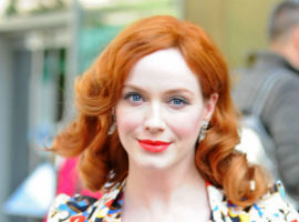 Christina Hendricks Loves Being A Sex Symbol