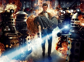 Matt Smith Wants To Play Doctor Who Forever!