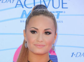 Topshop 'Really Want Demi Lovato' As Face Of US Launch