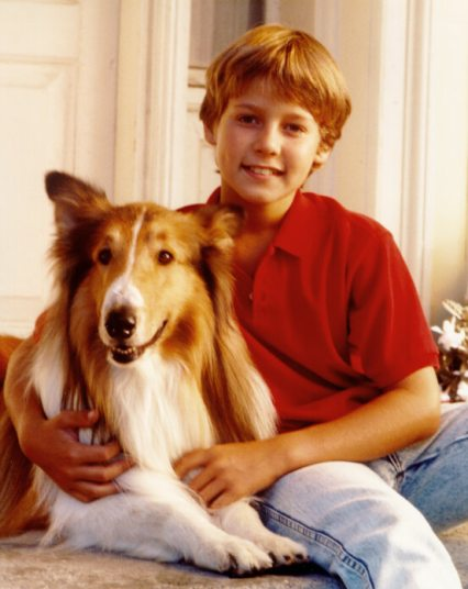 Will Estes childhood photo one at Pinterest.com