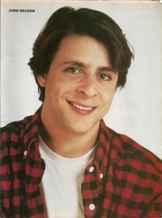 Judd Nelson younger photo two at Pinterest.com