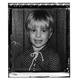 Matt Czuchry kindertijd foto een via amazon.com